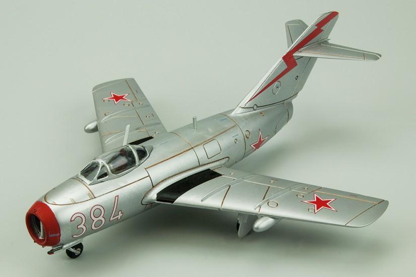 Galería: Mig-15, Airfix 1/72, por Francisco L. Vidal