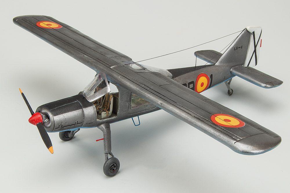 Galería: Dornier Do-27, Hispano Aviokit 1/72, por Víctor Martínez