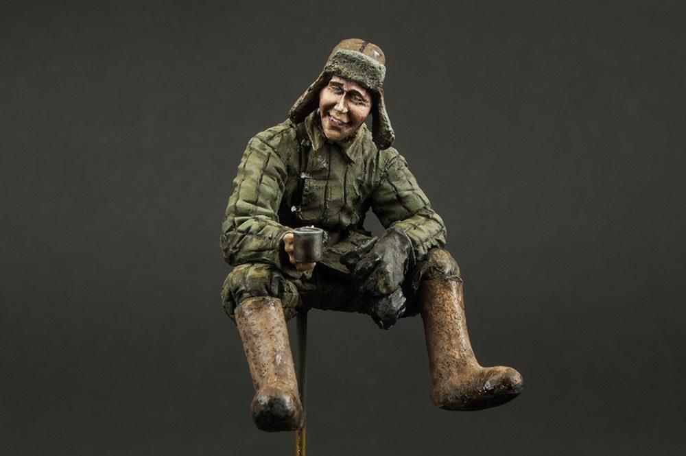 Galería: Russian Soldier, 1940, Stalingrad Miniatures 1/35, por Paulino Barros