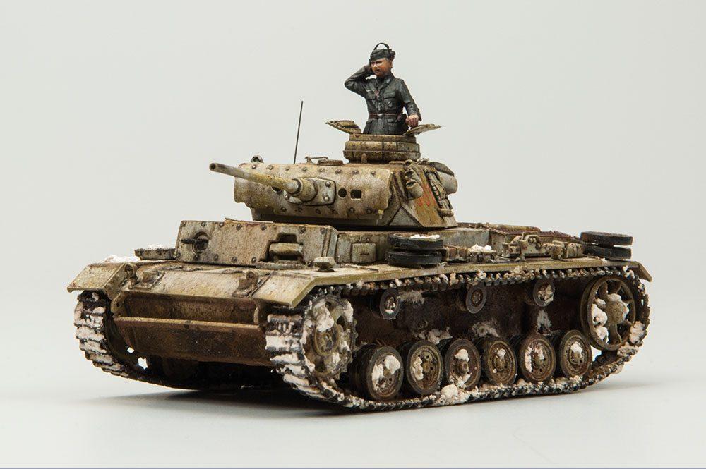 Galería: Pz.Kpfw.III Ausf.L, por Paco Lao