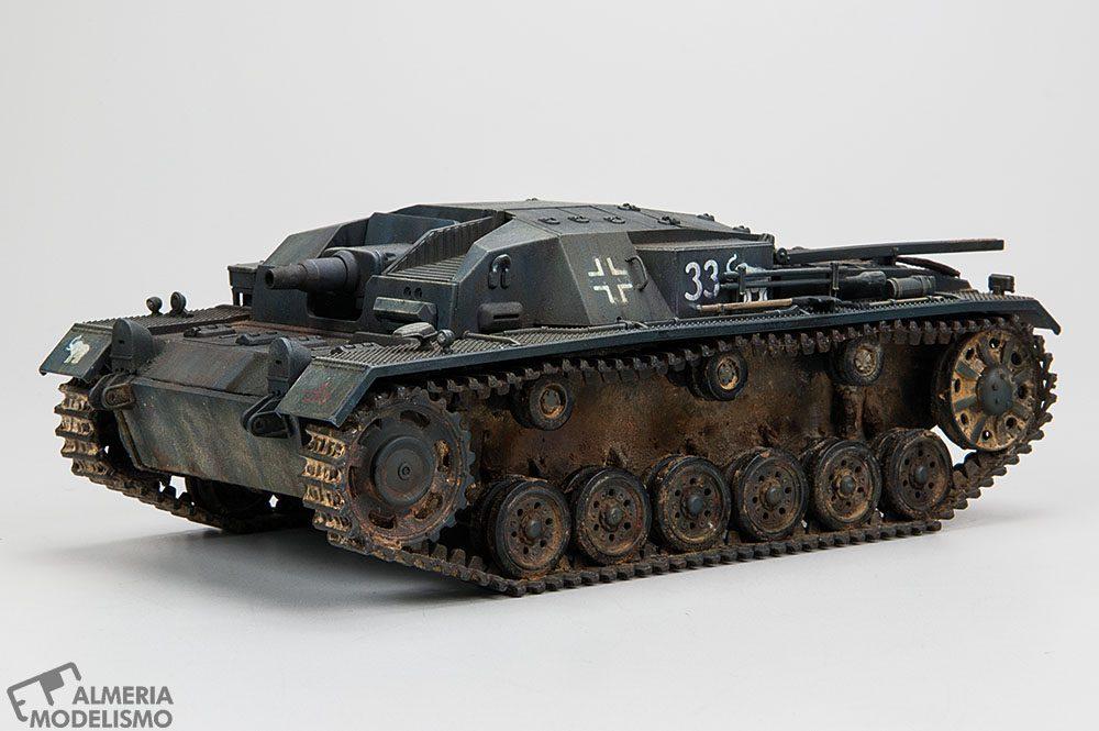 Galería: StuG III Ausf B, Tamiya 1/48, por Francisco L. Vidal