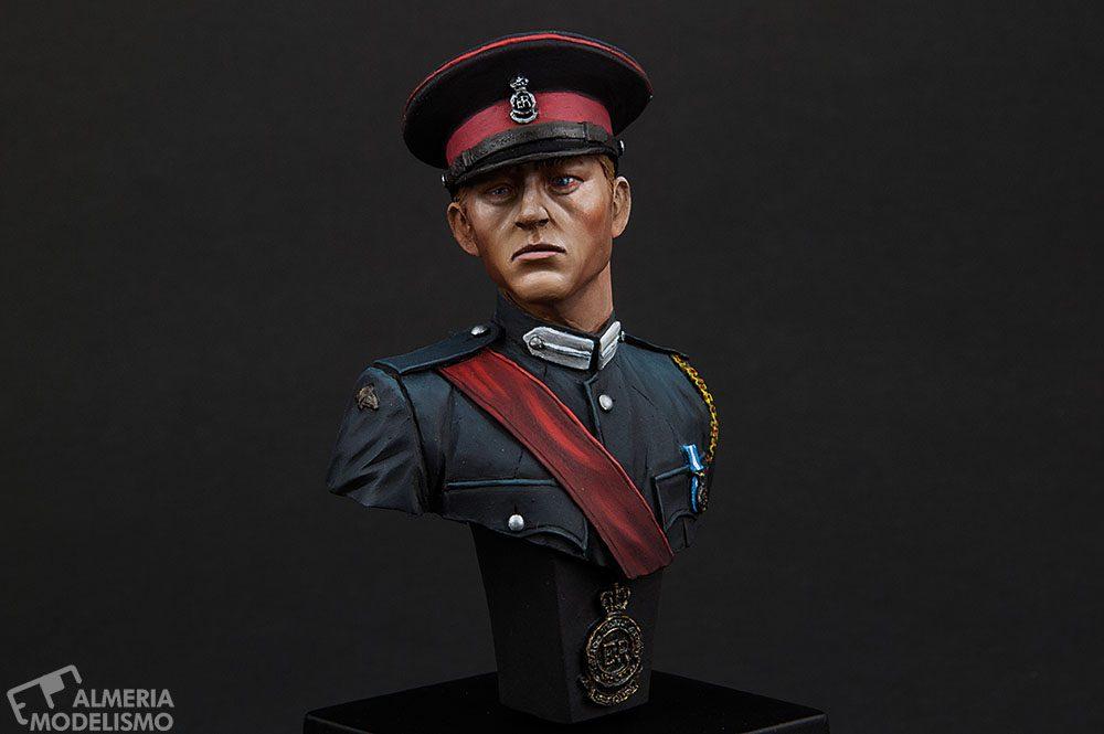 Galería: Sandhurst U.K. Military Academy, DG Art Work Miniatures, 1/12, por Paulino Barros
