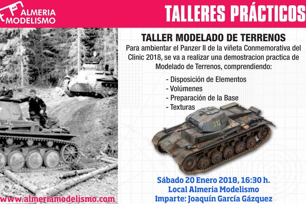 Taller Práctico: Modelado de Terrenos.