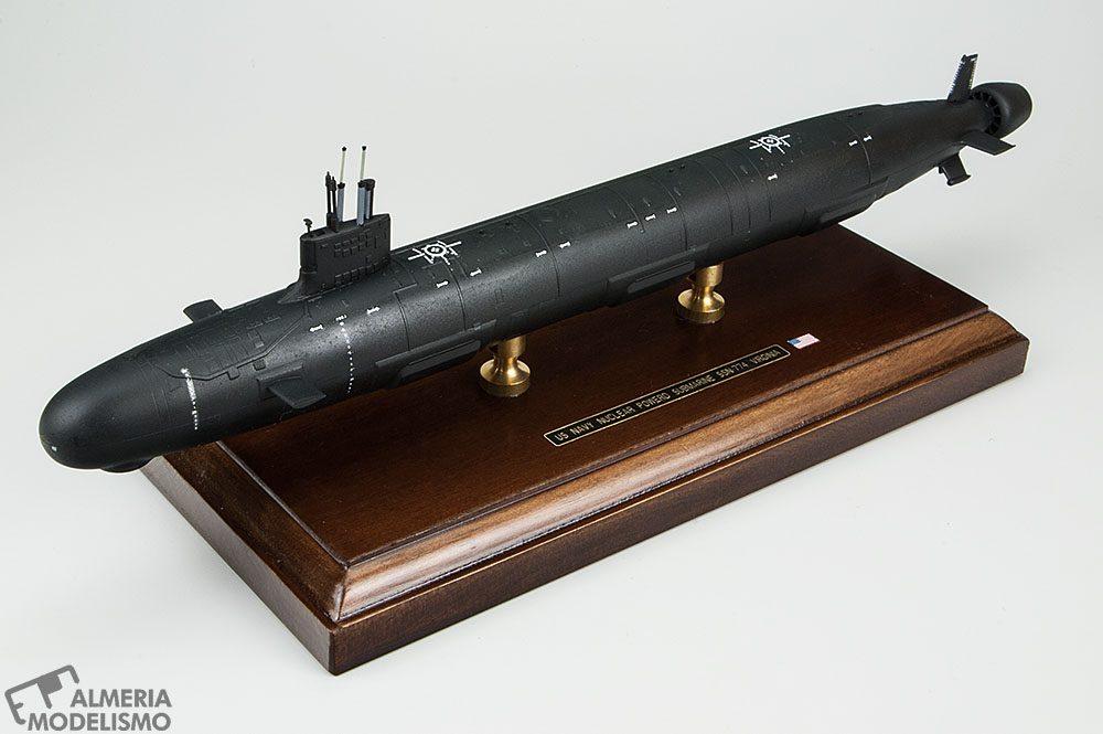 Galería: USS Virginia SSN-774, Hobbyboss 1/350, por Francisco L. Vidal
