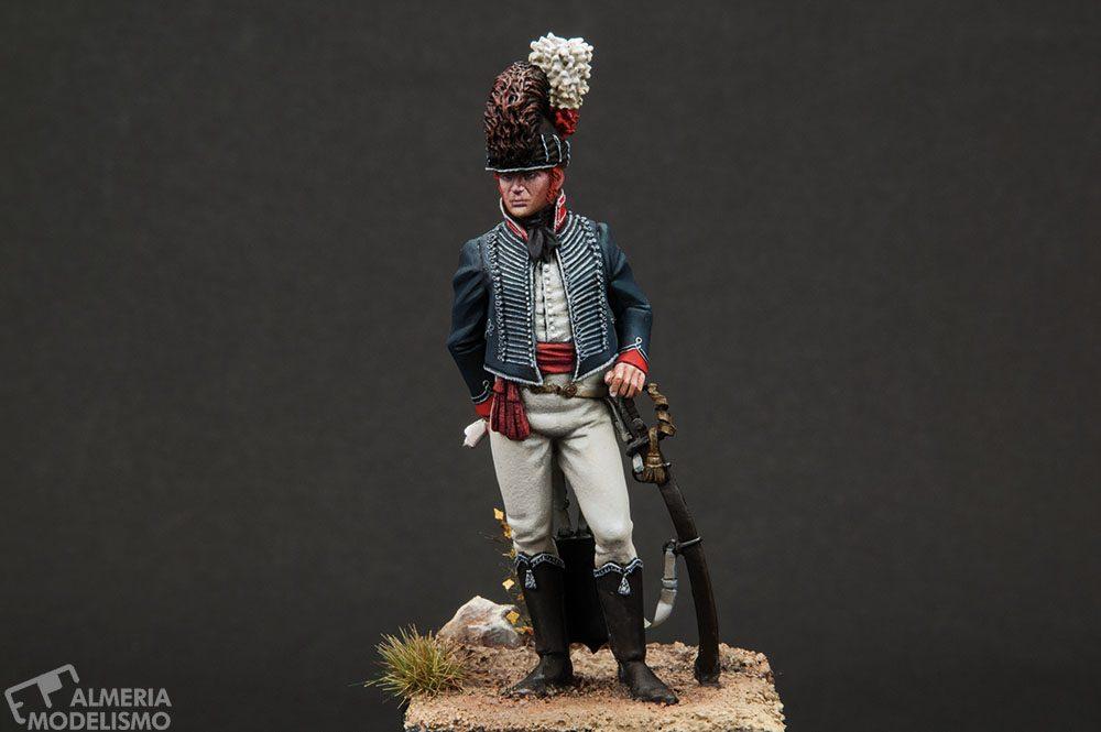 Officer 16th Light Dragoon – Great Britain 1810
