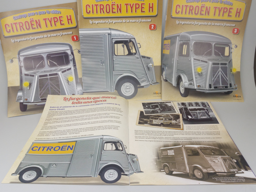 Citröen Type H