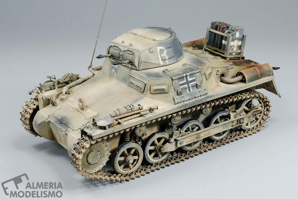 Galería: PanzerI AUSF.A, PZ.RGT.5, 21PZ.DIV. Tristar 1/35, por Joaquín Gª Gázquez
