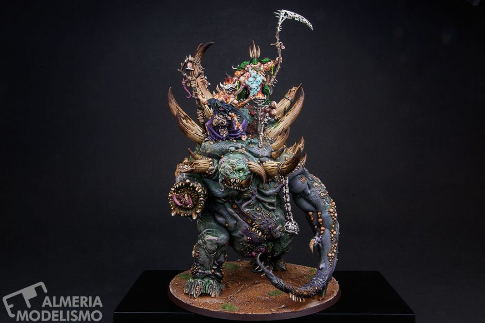 Galería: Glottkin, Games Workshop 30mm, Pintura (1) por César Peinado