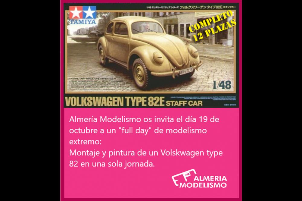 Taller VW Type82E