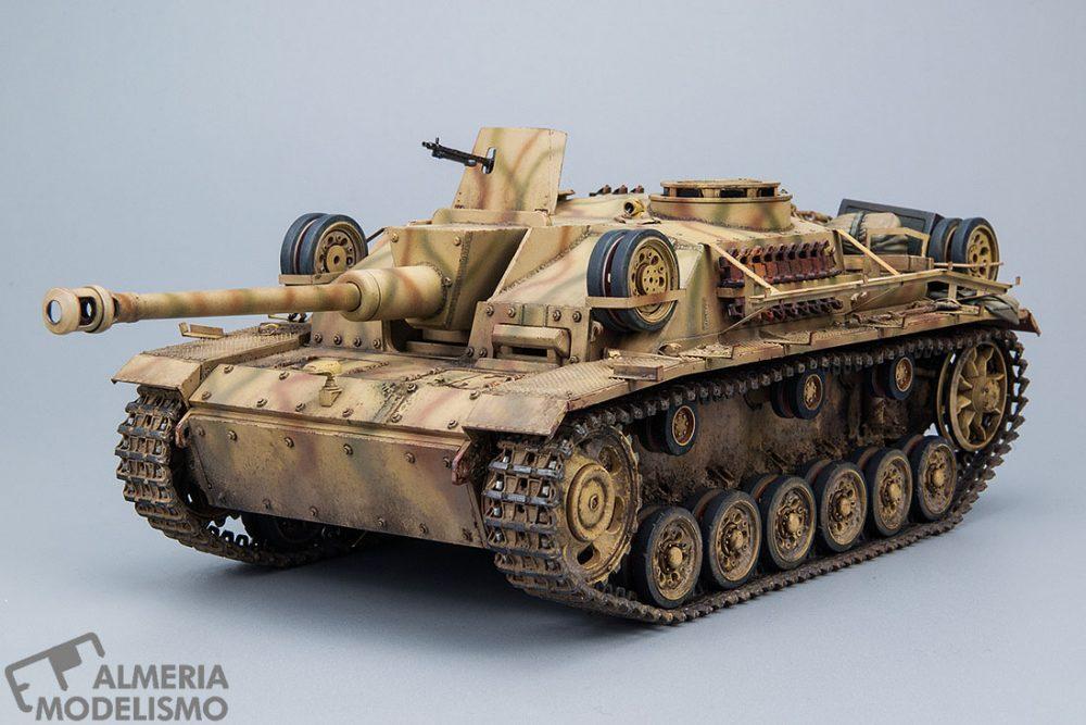 Galería: Stug III Ausf. G, Tamiya 1/35, por Carlos Alba